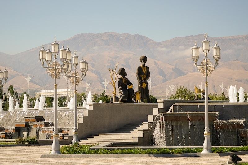 Turkmenistan_Ashgabat_city