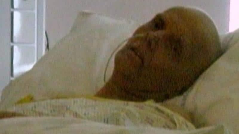 litvinenko death bed