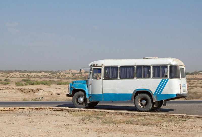turkmenistan-bus