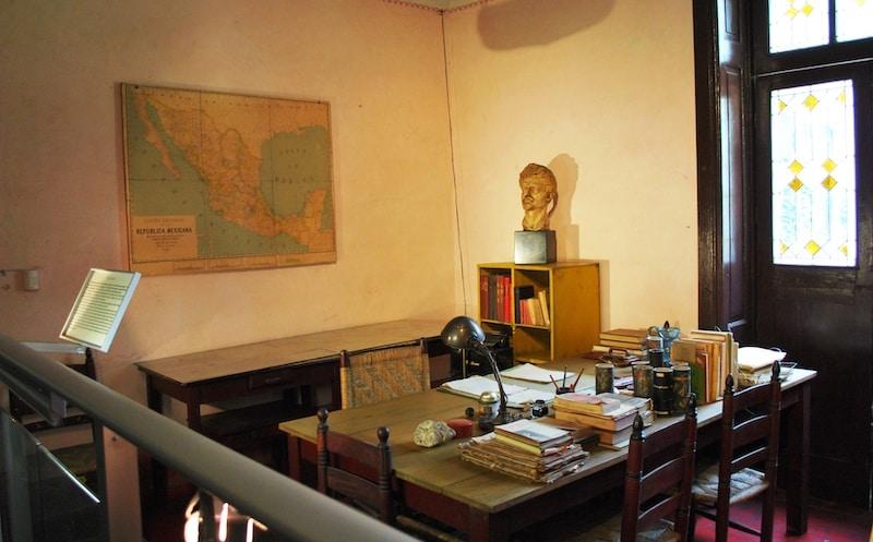 Trotsky house