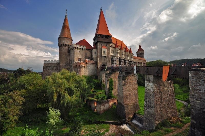 Hunedoara_castle corvin castle