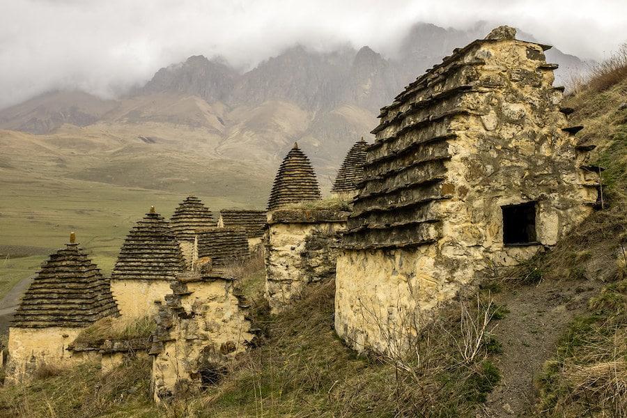 dargavs village tour city of dead