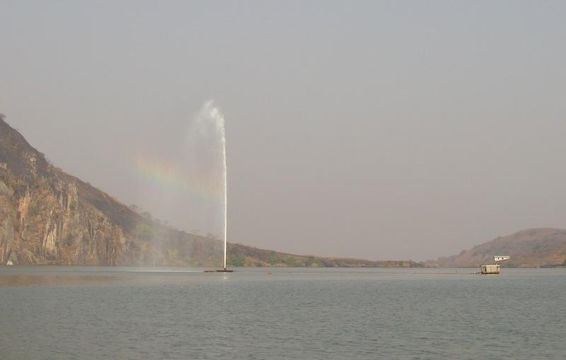 Lake Nyos vent