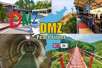 dmz tour with 3rd tunnel