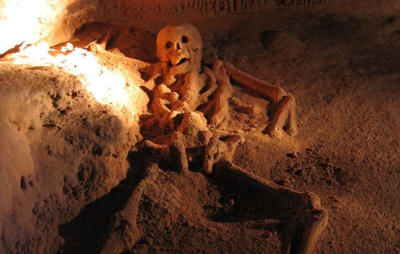 Actun_Tunichil_Muknal ATM Cave