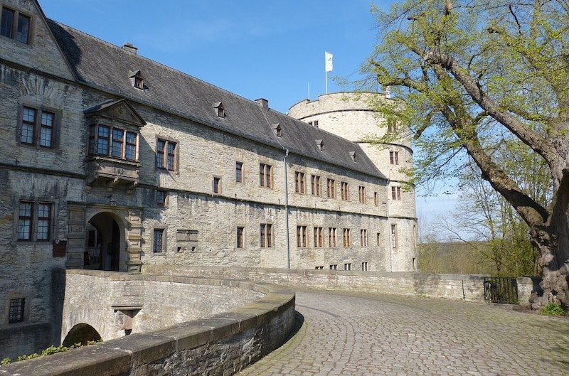 castle of wewelsburg-dark tourism germany