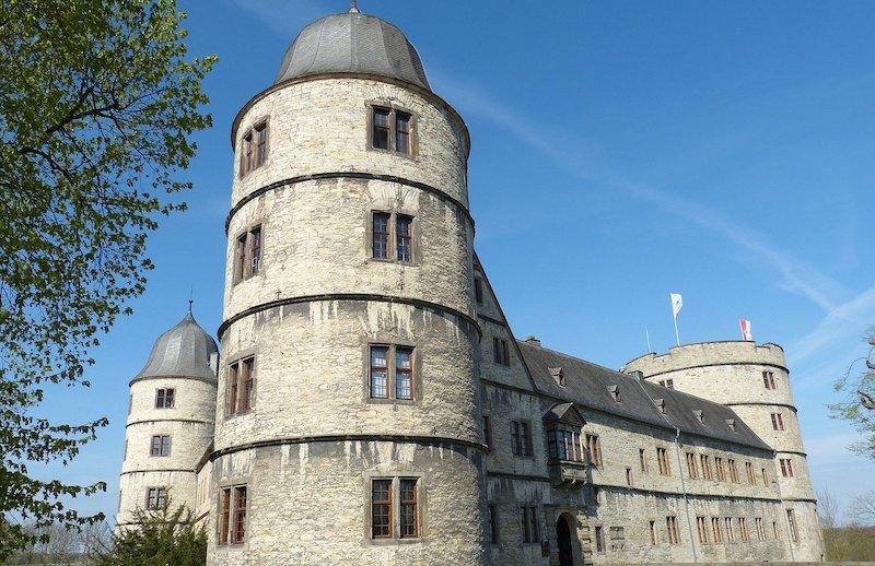 castle of wewelsburg