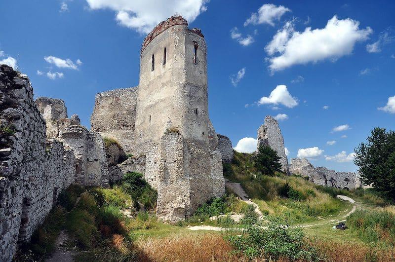 Čachtice castle elizabeth bathory