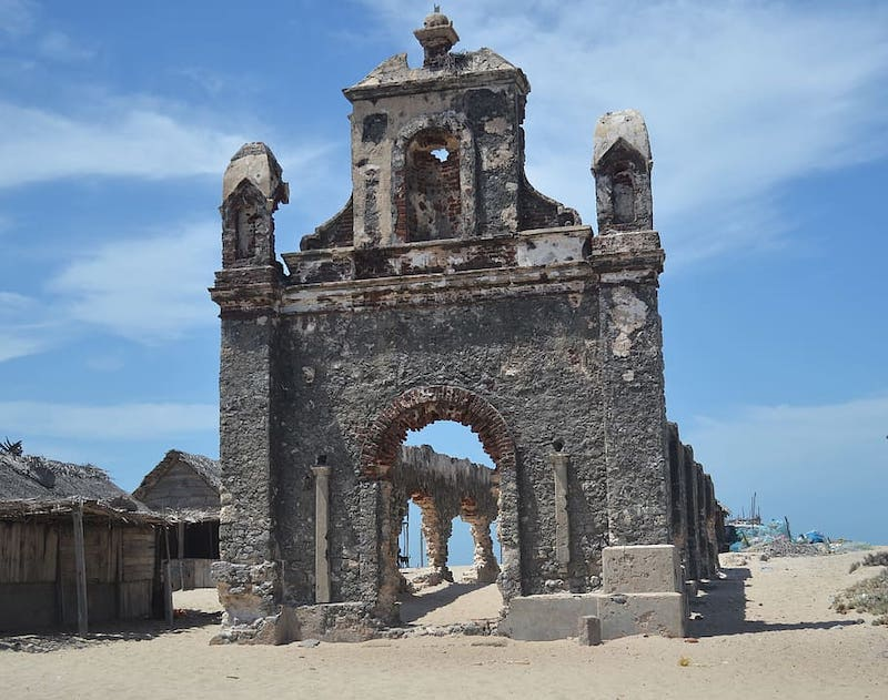 dhanushkodi-abandoned-town india