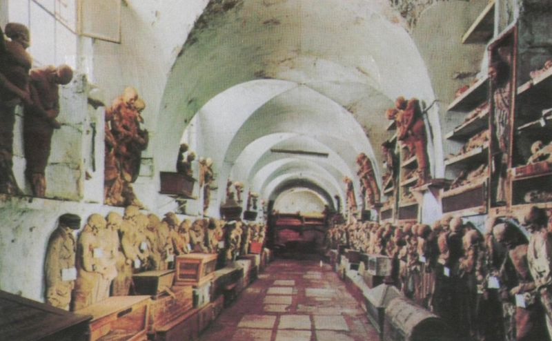 Capuchin Catacombs featured