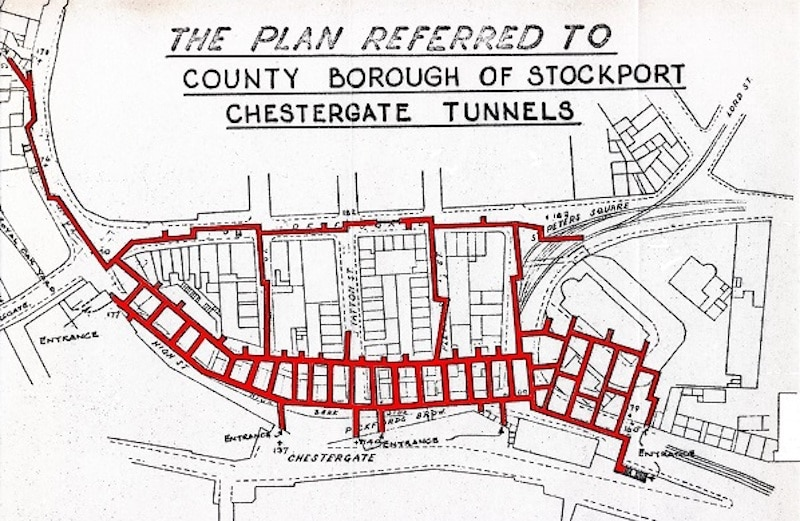 Chestergate Plan