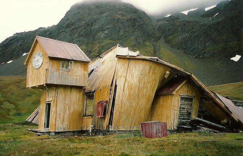 Grytviken, South Georgia