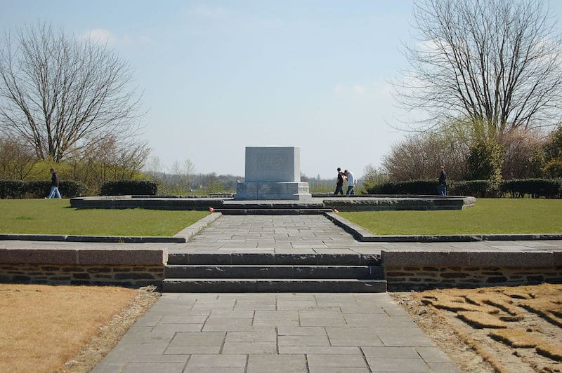Hill_62_Memorial today