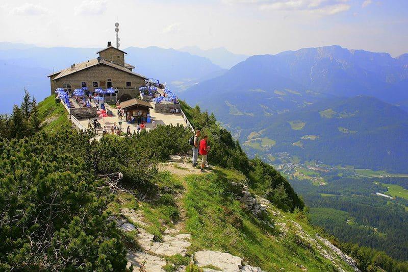 Kehlsteinhaus_Berchtesgaden Hitler's Eagle's Nest