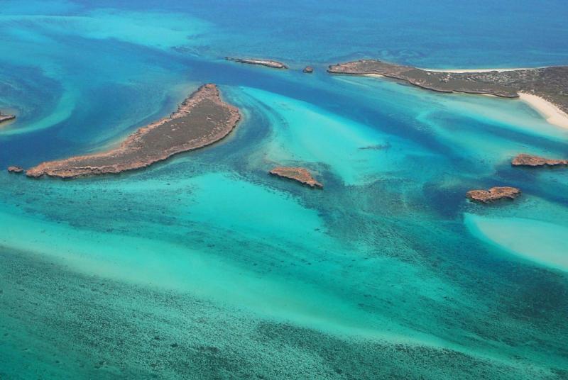 Montebello Islands today