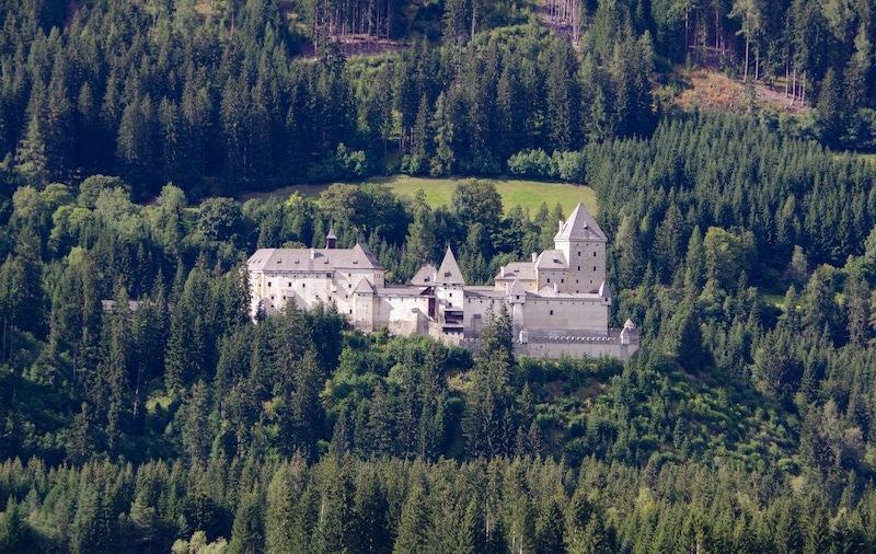 Unternberg_Moosham_castle_today