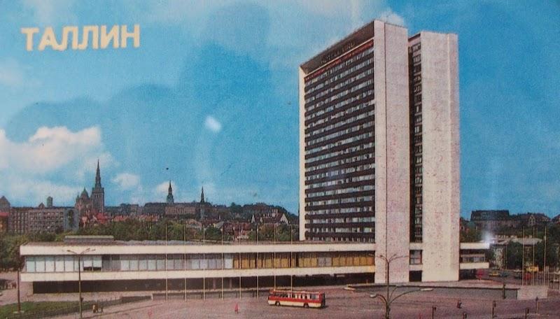 hotel Viru dark tourism in Tallinn