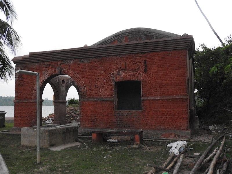 Guard_house-viper_island-andaman-India