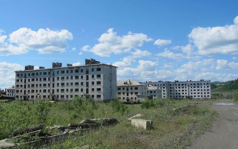 Kadykchan ghost town