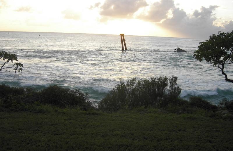 Dump Cove Tinian