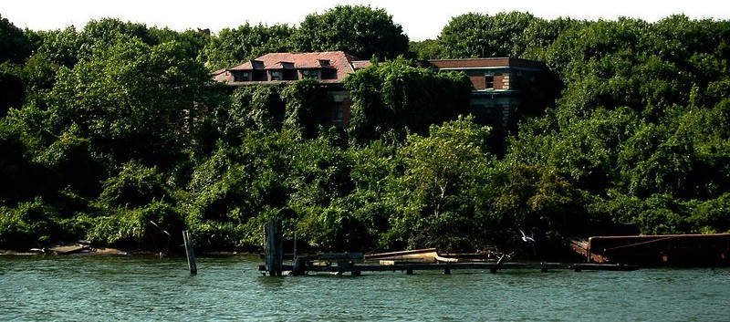 nort brother island