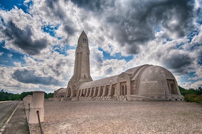 douaumont ossuary