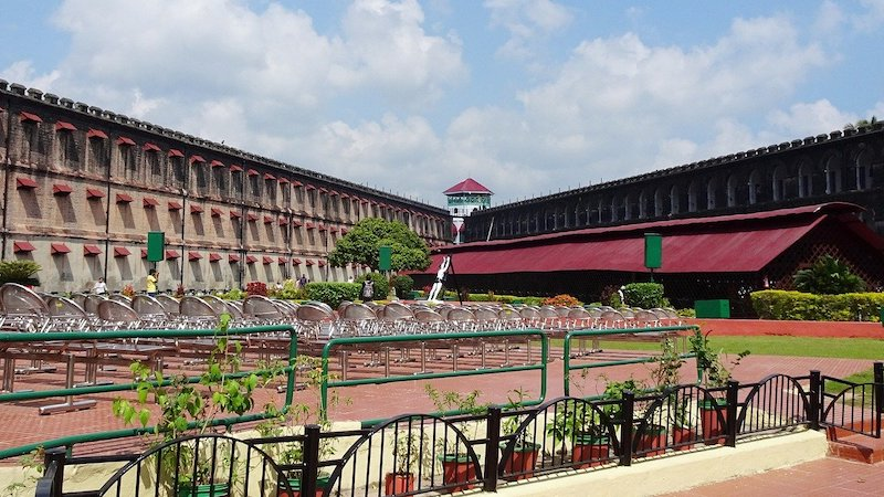 cellular jail today