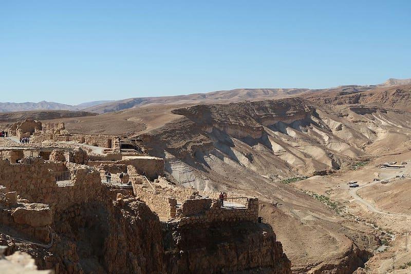 masada-israel-the-dead-sea-jordan-fort-fortress